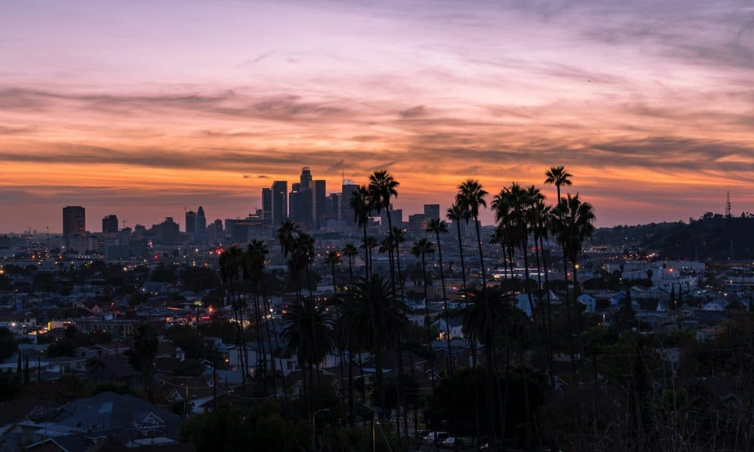 los angeles points of interest