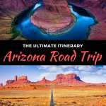 Arizona Road Trip Itinerary - One Week
