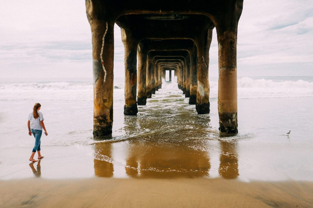 best beaches in los angeles - Manhattan Beach