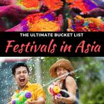 best festivals in asia