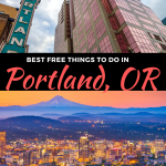 Best Free Things to do in Portland, Oregon
