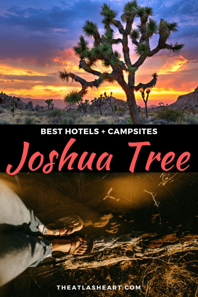 best joshua tree hotels in california
