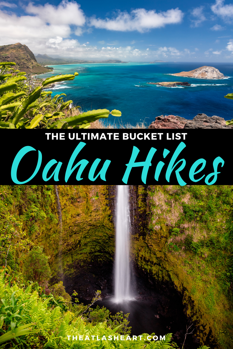 Best Oahu hikes in Hawaii
