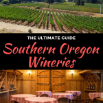 best southern oregon wineries