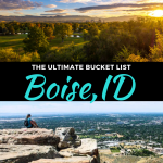 Best Things to do in Boise, Idaho