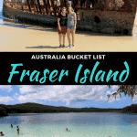 best things to do in fraser island, australia