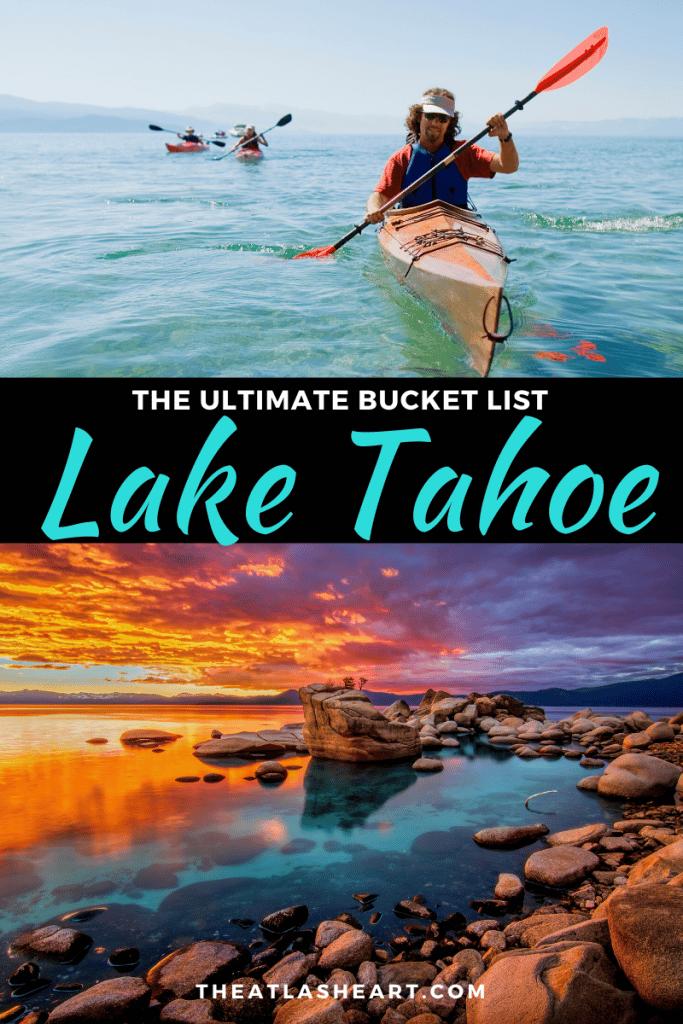 Best Things to do in Lake Tahoe, California