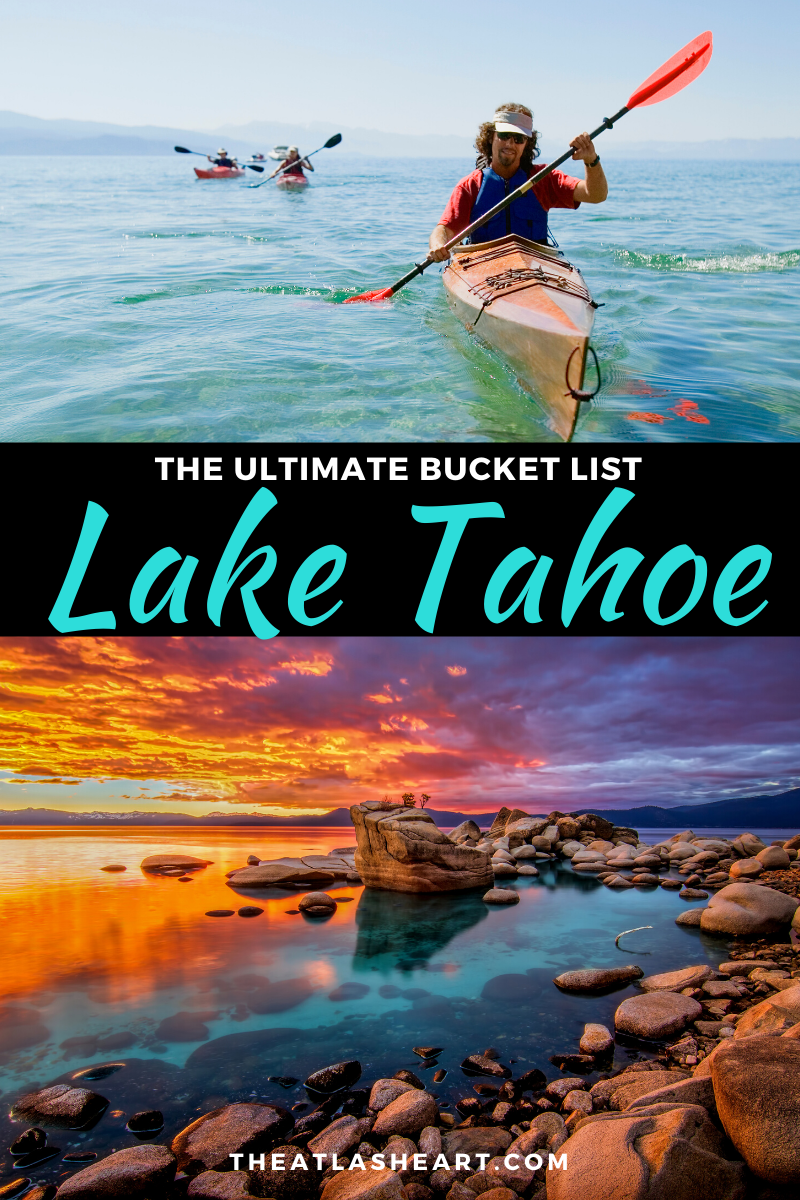 Best Things to do in Lake Tahoe, California