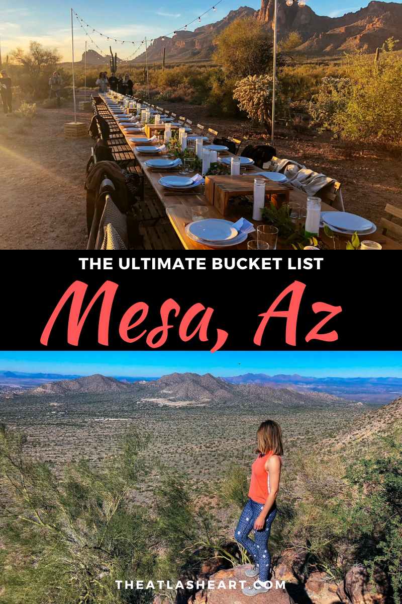 Best things to do in mesa, az