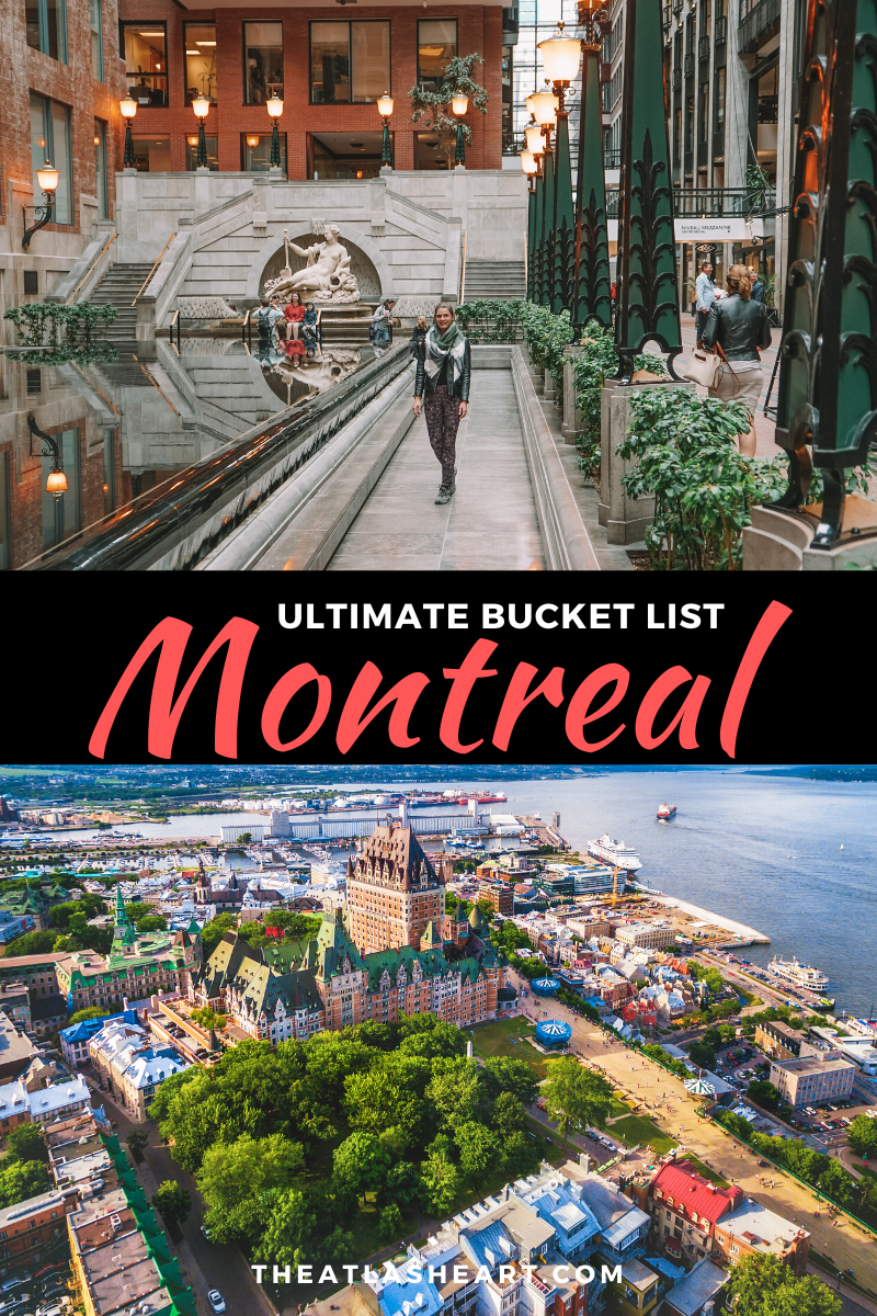best things to do in montreal, canada