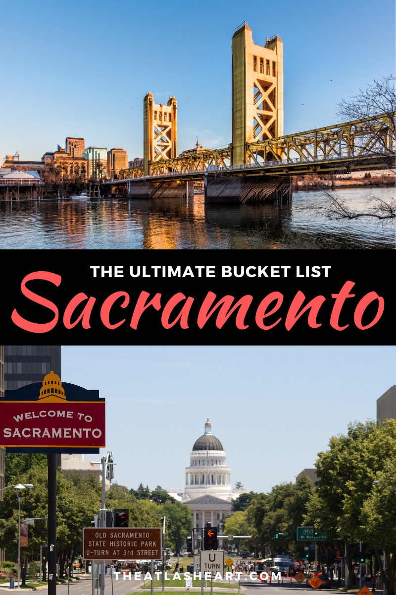 best things to do in sacramento, california
