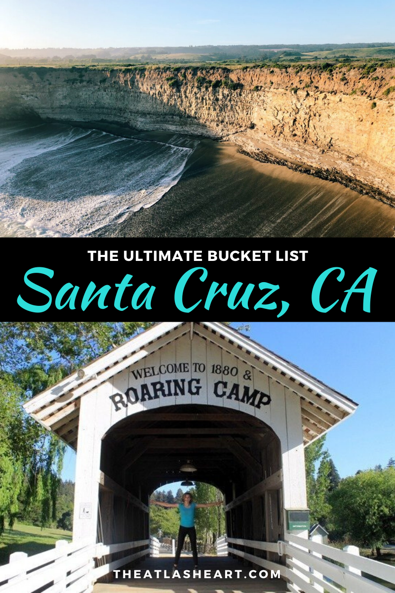 101 Things to do in Santa Cruz, California (from a local)
