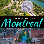 best time to visit montreal, canada