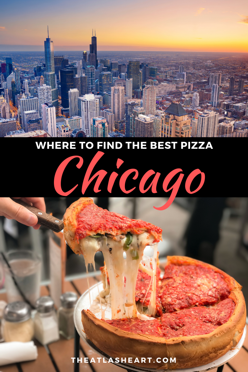 Where to Find the Best Pizza in Chicago, Illinois