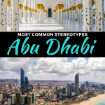 common stereotypes about abu dhabi, uae