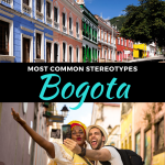 common stereotypes about bogota, colombia