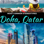 common stereotypes about doha, qatar