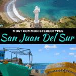 common stereotypes about san juan del sur, nicaragua