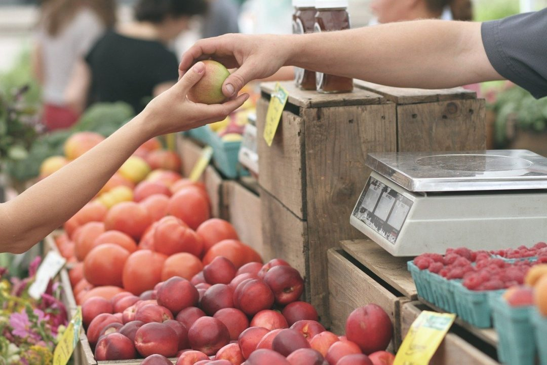 sacramento attractions - farmers' markets