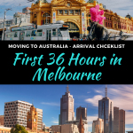 First 36 hours in Melbourne from a California girl's perspective