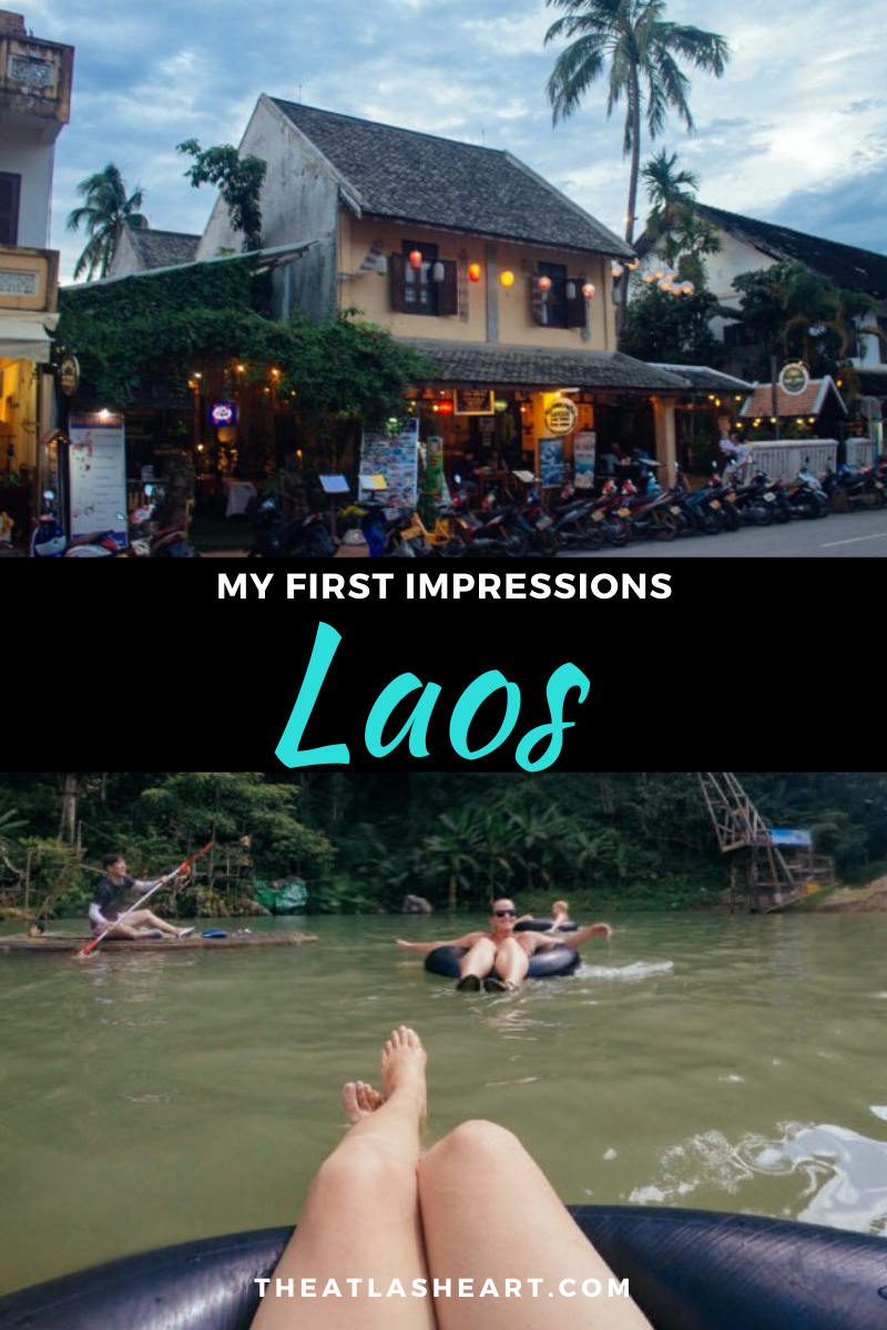 My First Impressions of Laos