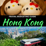 Hong Kong Travel Budgeting