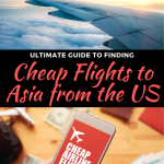 How to Find Cheap Flights to Asia from the US