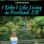 i didn't like portland, oregon
