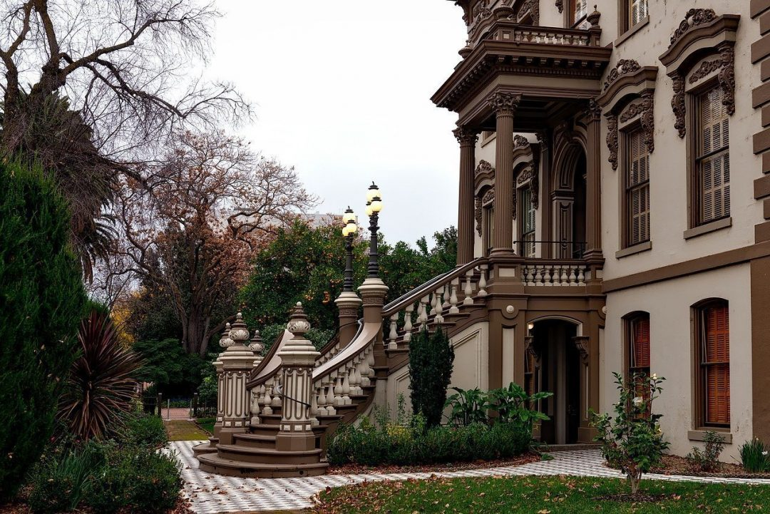 sacramento things to do - leland stanford mansion