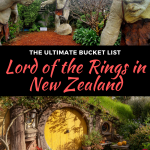 lord of the rings locations in new zealand