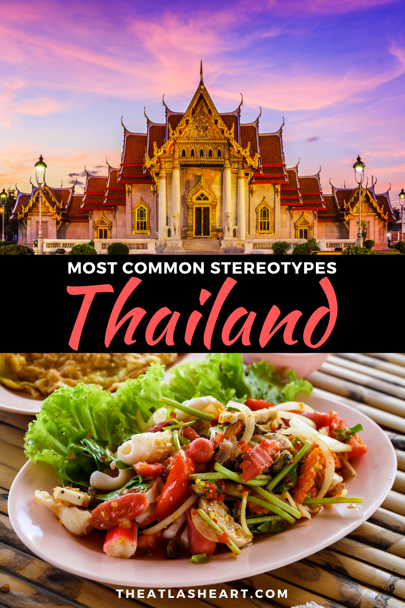 Most Common Stereotypes about Thailand