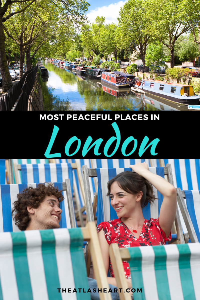 Most Peaceful Places in London, UK