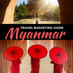 Myanmar Travel Budgeting