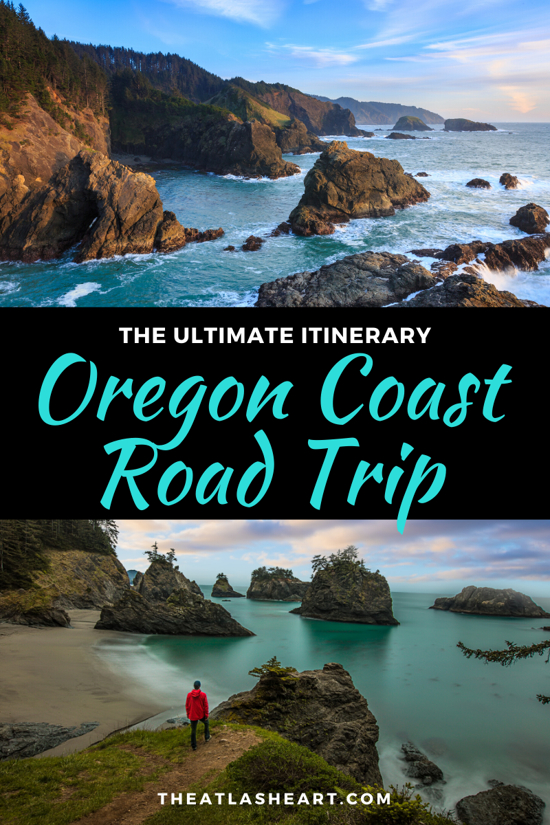 Oregon Coast Road Trip Itinerary