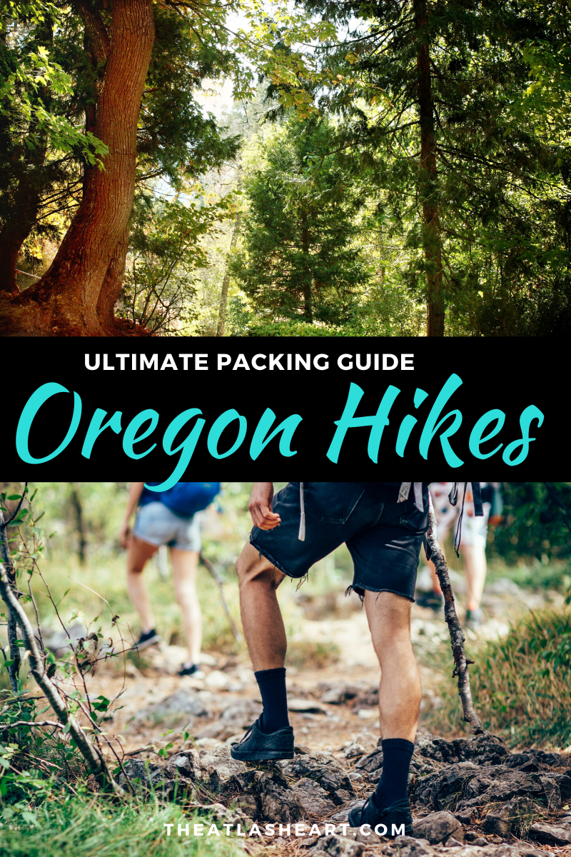 Ultimate packing guide for Oregon hikes
