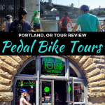 pedal bike tours in portland, oregon