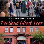 portland ghost tour in oregon