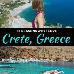 Reasons why I Love Crete, Greece