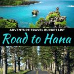 road to hana stops in maui, hawaii