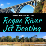 Rogue River Jet Boating in Gold Beach, Oregon