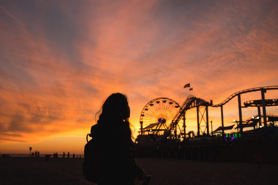 things to do near santa monica - santa monica pier