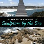 sculpture by the sea in bondi beach, australia
