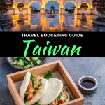Taiwan Travel Budgeting