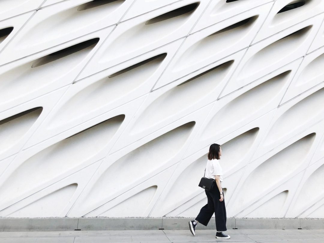 best museums los angeles - the broad
