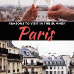 best things to do in paris in summer