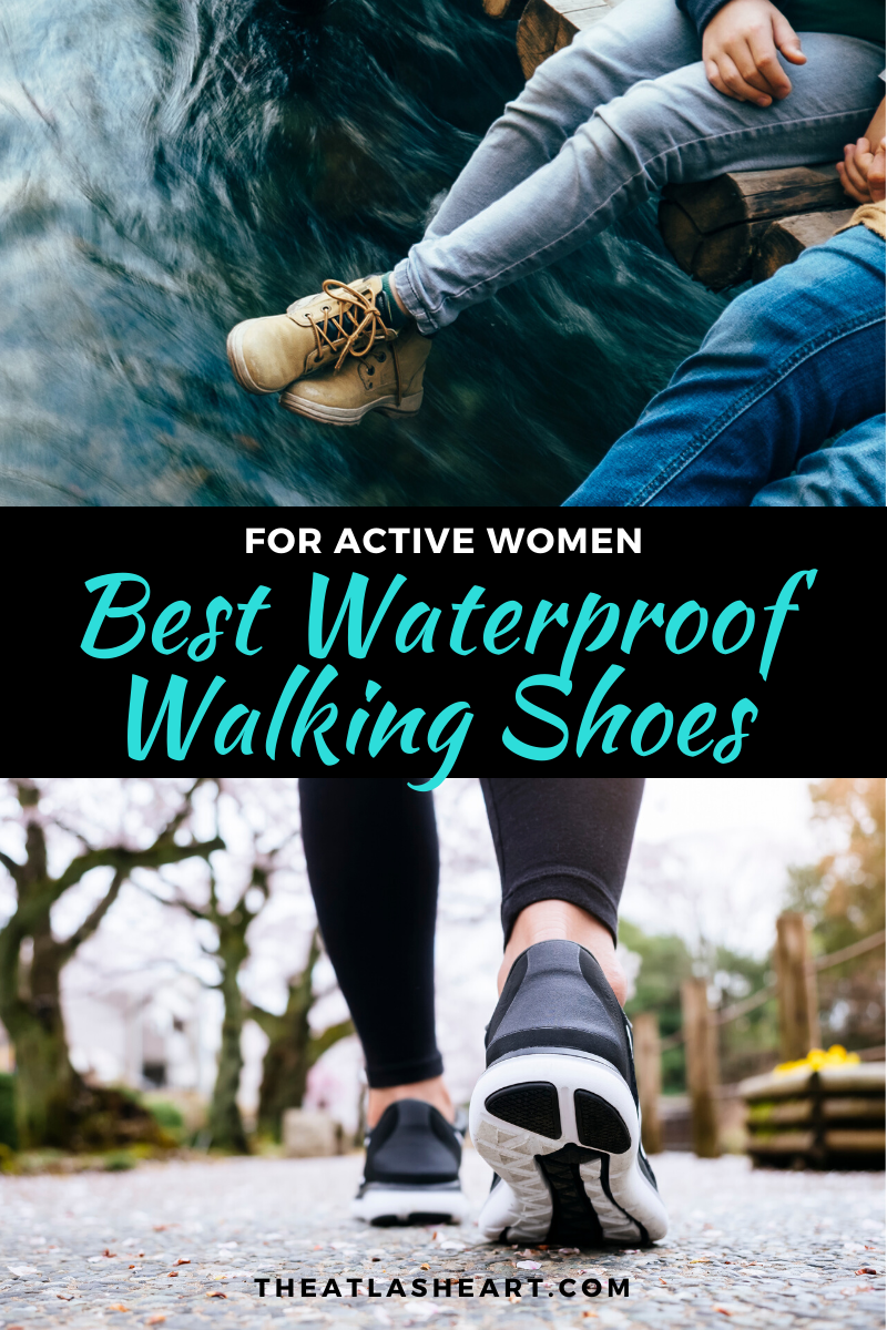 best waterproof shoes for women