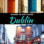 where to stay in dublin, ireland