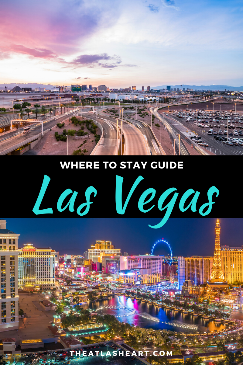 where to stay in las vegas, nevada
