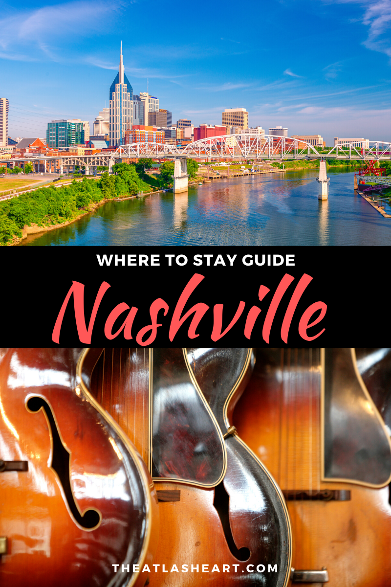 where to stay in nashville, tennessee