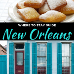 where to stay in new orleans, louisiana